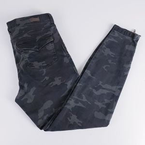 Kut from the Kloth Theresa Camo Ankle Skinny 6